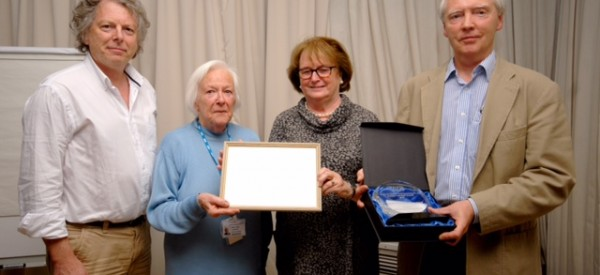 Cheddar Patient Group wins award